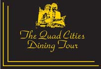 Quad Cities Dining Tour Coupon Book Cover